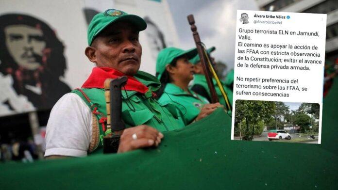 Uribe confunde a CRIC con ELN