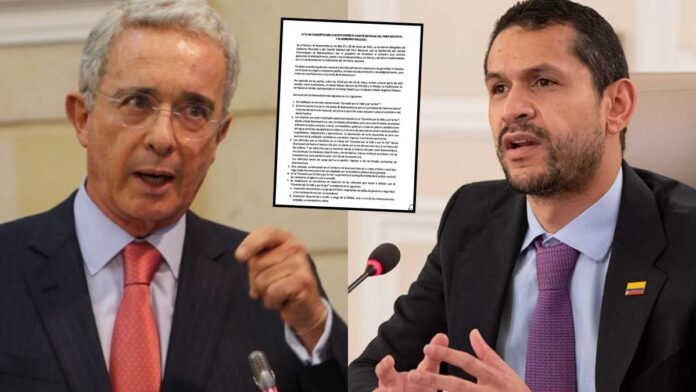 Uribe no aceptó acuerdo con comité de paro en Buenaventura