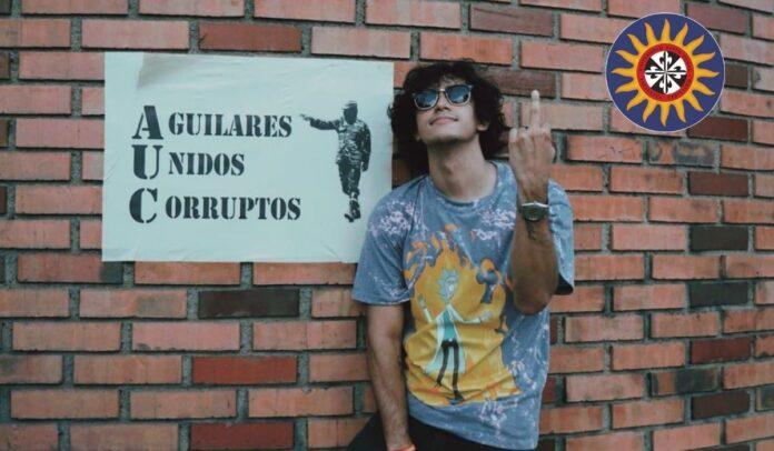 Alejandro Villanueva denunció persecución de la Universidad Santo Tomás