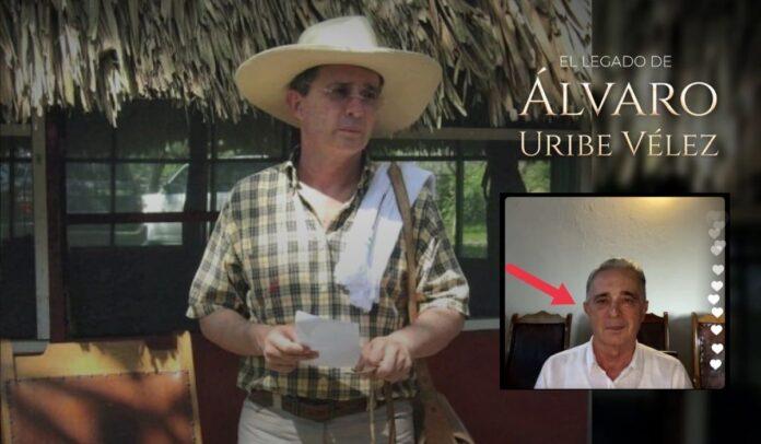Álvaro Uribe Vélez comienza a envejecer