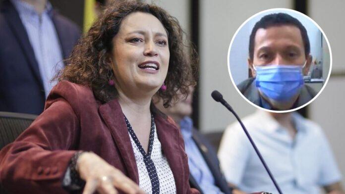 Angélica Lozano aclara rumores sobre Memo Fantasma