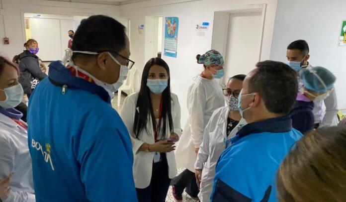 Autoridades colombianas no se cuestionan la efectividad de la vacuna SINOVAC