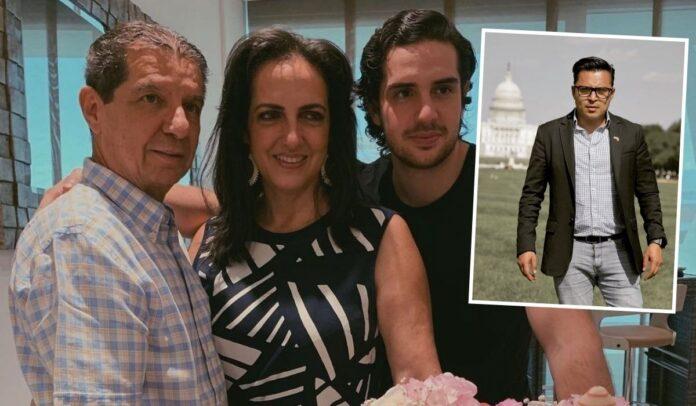 Beto Coral se enfrenta al hijo de María Fernanda Cabal