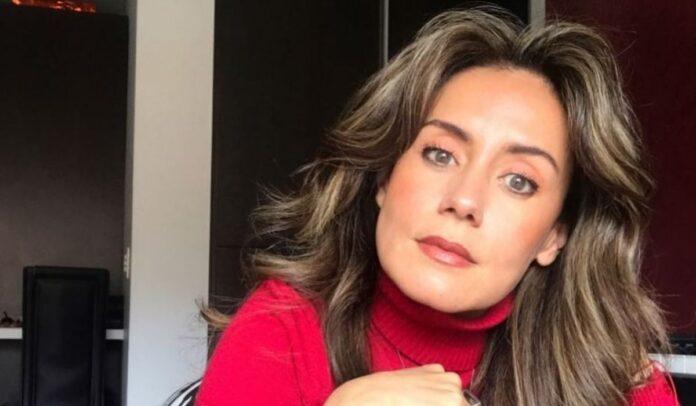 Bibiana Navas, actriz colombiana