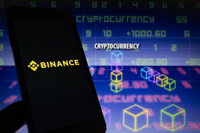 Binance ofrece una amplia gama de servicios a clientes de todo el mundo que incluye el comercio de docenas de monedas digitales. Crédito Rex