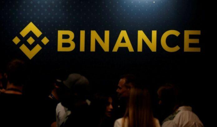 Binance, plataforma de criptomonedas