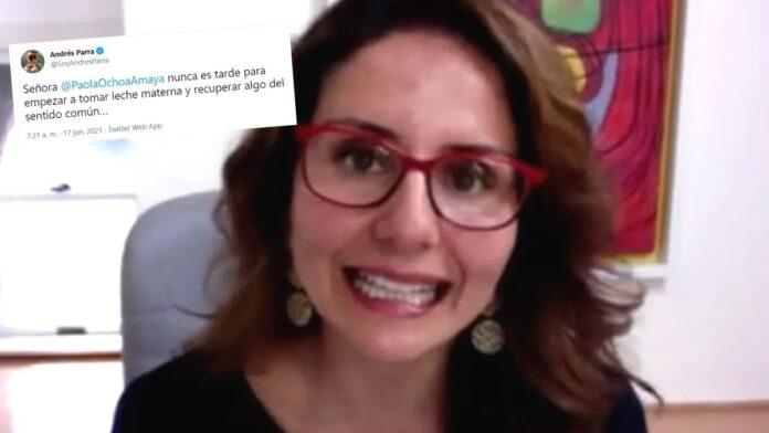 Burlas a Paola Ochoa