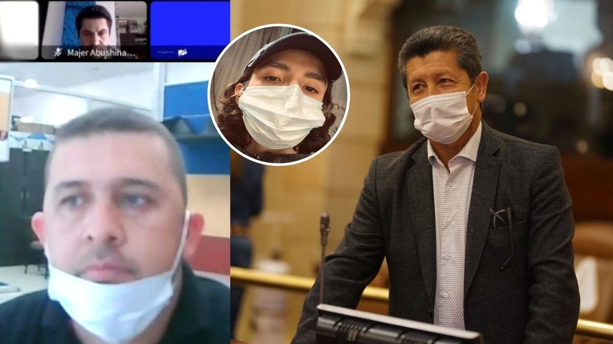 Caso del homicio de Santiago Murillo