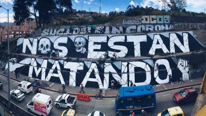 Cifra de asesinados en 2021 en Colombia