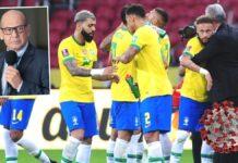 Contagios por Covid en la Copa América