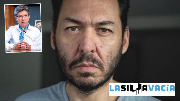 Daniel Mendoza llama uribistas a Claudia López y La Silla Vacía