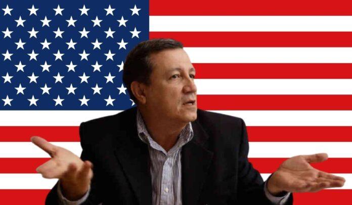 Ernesto Macías, cancelado por no saber inglés