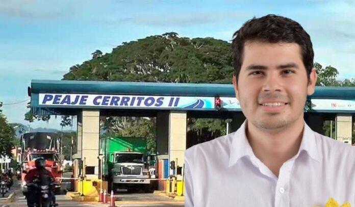 Fabián Díaz denuncia el negocio de los peajes en Colombia
