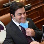 Francisco Humberto Vélez Bernal es el padre de Juan David Vélez