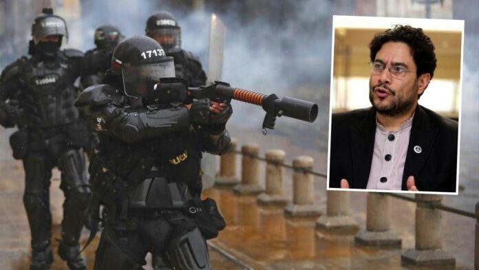 Iván Cepeda considera necesario desmonte del ESMAD