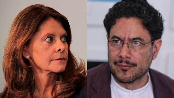Iván Cepeda cuestiona a Marta Lucía Ramírez