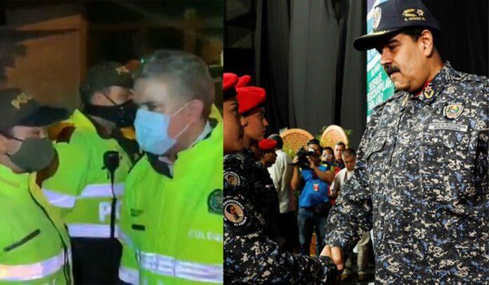 Iván Duque está utilizando la misma estrategia de Nicolás Maduro