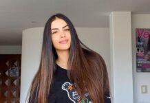 Jessica Cediel se va de Colombia