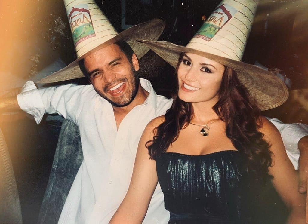 Jorge Cárdenas está casado con Ana Lucía Domínguez