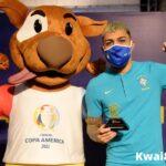 Kwai, patrocinador oficial de la Copa América