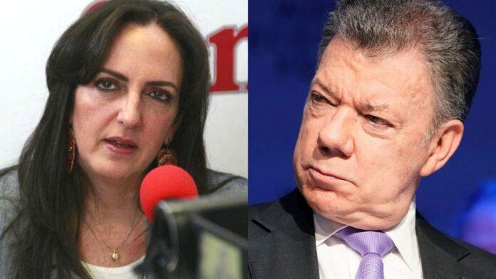 La senadora Cabal culpa a Santos por crisis en Colombia