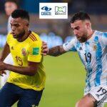 Las eliminatorias sudamericanas favorecieron a Caracol Televisión