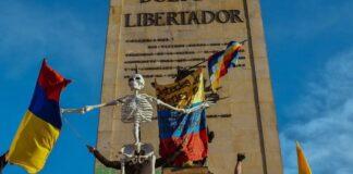 Los Héroes, Bogotá