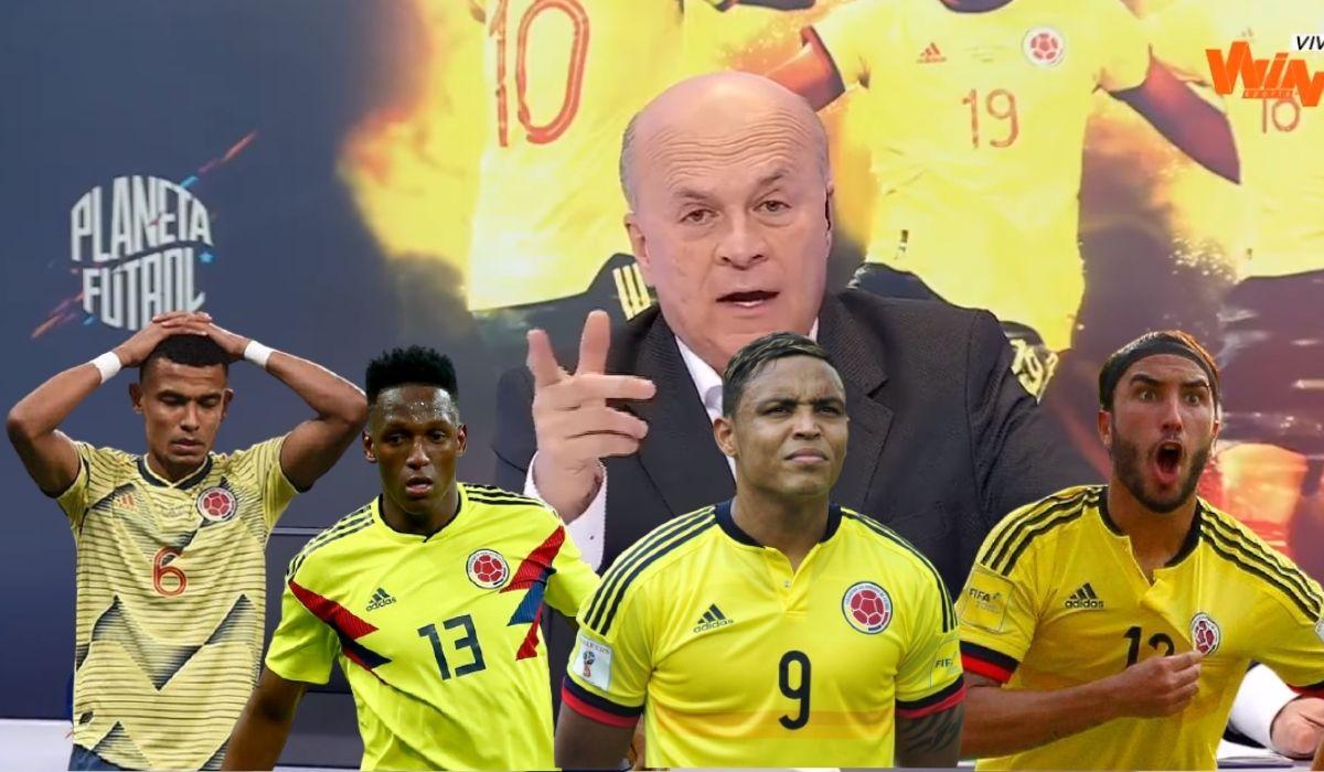 Los paquetes de la Selección Colombia según Carlos Antonio Vélez