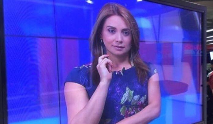 Marcela Ulloa, periodista de Noticias Caracol