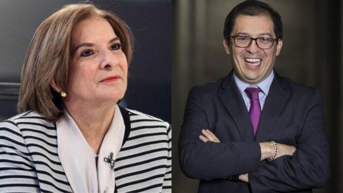 Margarita Cabello nombra a hermana de Barbosa