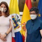 Marta Lucía Ramírez y Arancha González