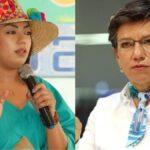 Martha Peralta Epieyú llama racista a la Alcaldía de Claudia López