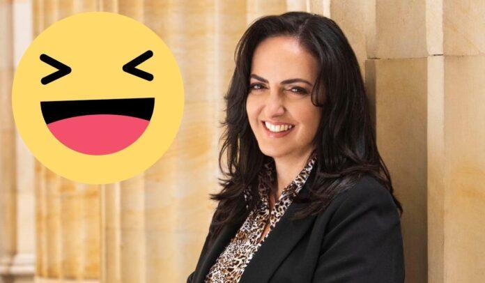 Me divierte, lo que causó la candidatura de María Fernanda Cabal