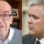 Mensaje de Álvaro Leyva a Iván Duque