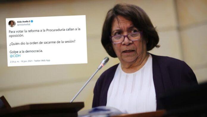Oposición denuncia atentado contra la democracia