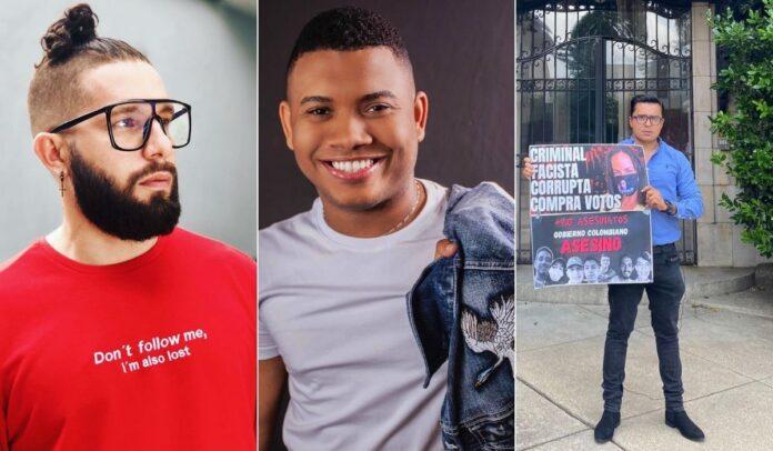 Para bien o para mal, estos jóvenes son protagonistas en la política nacional