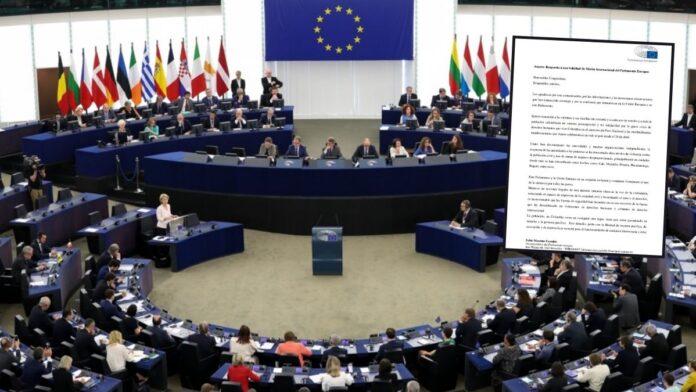 Parlamento europeo sobre situación en Colombia