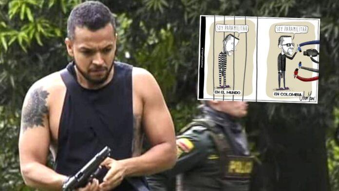 Piden cárcel para Andrés Escobar