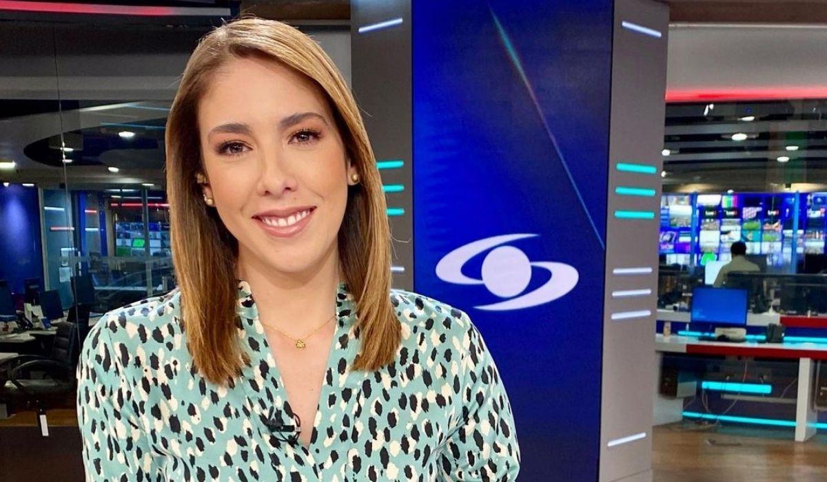 Regresó Juanita Gómez a Noticias Caracol