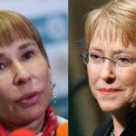 Respuesta de Alicia Arango a Michelle Bachelet