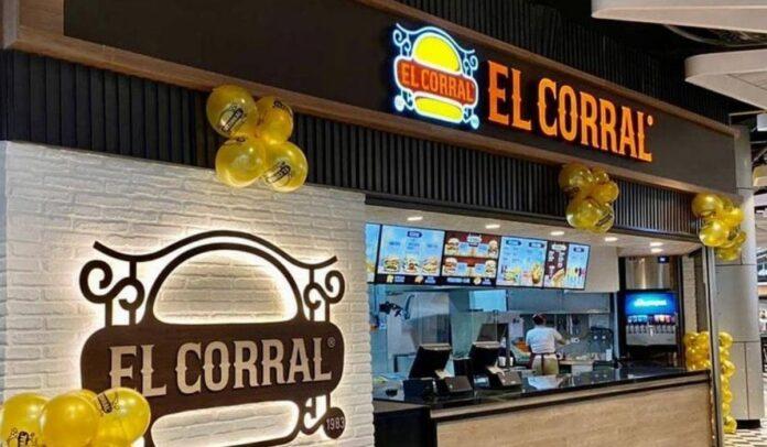 Restaurante El Corral en el CC Nuestro Bogotá
