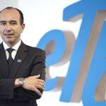 Sergio Gónzalez, presidente de la Empresa de Telecomunicaciones de Bogotá. Foto ETB