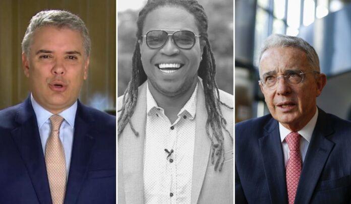 Una fundación acusó públicamente a Uribe y Duque