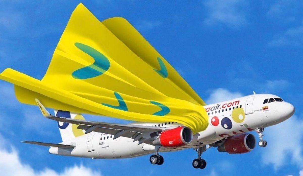 Viva Colombia, Viva Air y ahora VIVA
