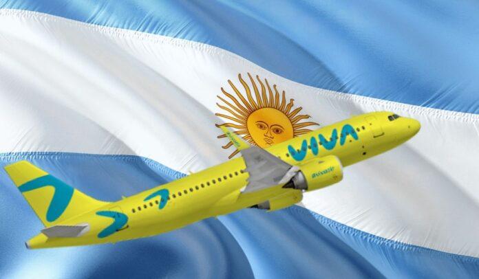 Viva llega al sur del continente americano
