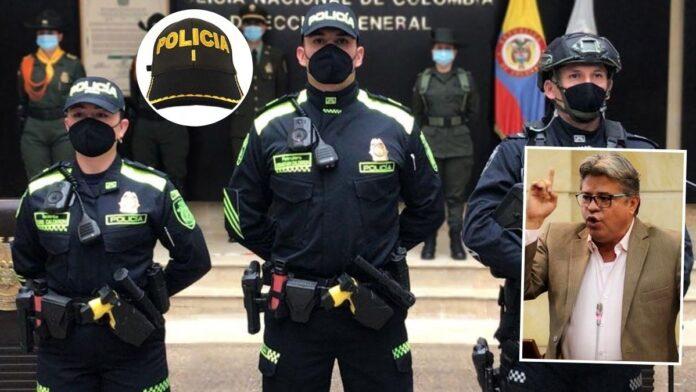Wilson Arias denuncia derroche en renovación de uniformes de la Policía