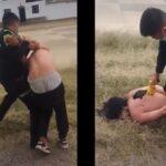 Abuso policial en Villa de Leyva