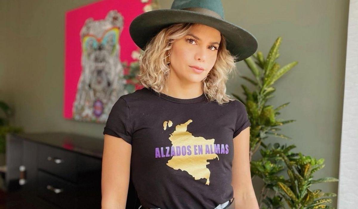 Adriana Lucía no irá al Congreso