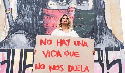Adriana Lucía. Fuente: Instagram.