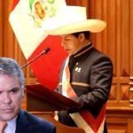 Al presidente Duque lo ignoraron en Perú
